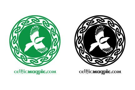 #64 for Graphic Design for Logo for Online Jewellery Site - Celtic Magpie by rinv5