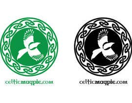 #64 pentru Graphic Design for Logo for Online Jewellery Site - Celtic Magpie de către rinv5