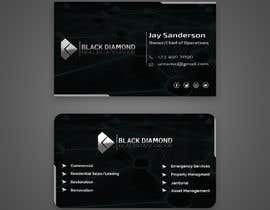 #87 for Create Business Card by mosarrof0001