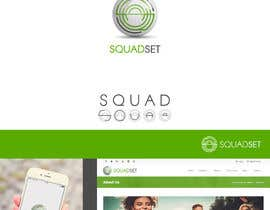 #60 for logo design for squadset.com (web/mobile app tile) by threebee