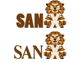 #48 for Logo design: Lion + triangle themed by dedesubeng
