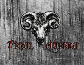 #22 for Design a Metal Bands Logo by demonart