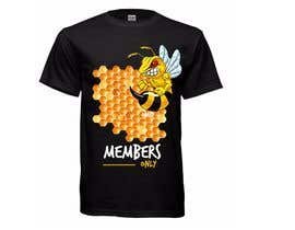 #20 for I need some beehive tshirt Design by nadalen