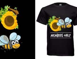 #32 for I need some beehive tshirt Design by nadalen