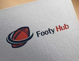 #17 for Logo Design - Footy Hub (AFL not soccer) by MohammedAtia