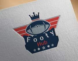 #18 for Logo Design - Footy Hub (AFL not soccer) by MohammedAtia