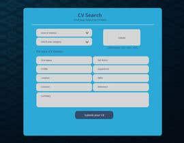 omwebdeveloper tarafından CV Design Form, için no 3