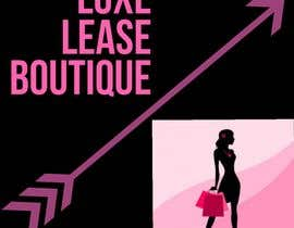 """#18 for My New Logo For My Clothing Business, it will also be the main page image so needs to be eye catching but simple. My business is called """"Luxe Lease Boutique"""" It is a clothing boutique,  For luxury designer dresses,  Favorite colors: Gold, Black & Red by azrandanial432"""
