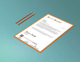 #42 for Letterhead Design, Sample & Logos Attached by abdulhalimen210