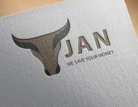 #54 for Logo for leather manufacture Called JAN by A4alaminhasan