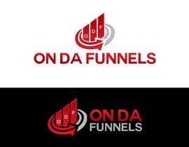 #63 for On Da Funnels Marketing Company Logo by aliesgraphics40