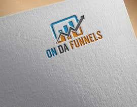 #38 for On Da Funnels Marketing Company Logo by HabiburHR