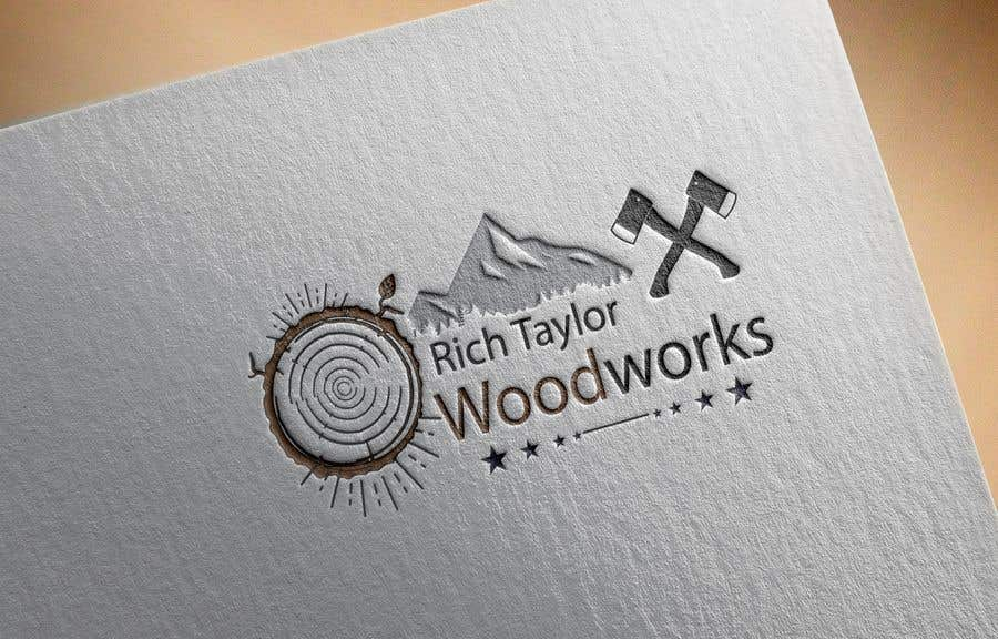 Entry 98 By Jameelhassan079 For Design A Logo For A Woodworking