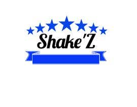 #22 for Simple logo for a small business called Shake'Z, colors chocolate and pink.   Its confectionery mostly focused on cakes. by mzkfuadmf