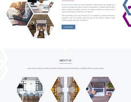 #27 for One page mockup for a website (landing page) af Isha3010