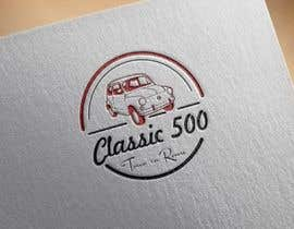 #99 for Logo for Tour with Vintage 500 by digitalfacile