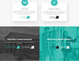 #12 for Design and build of Real Estate website by xprtdesigner