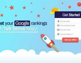 xsquare tarafından Redesign Banner for SEO Website için no 19