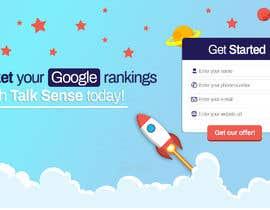 xsquare tarafından Redesign Banner for SEO Website için no 23