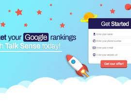 xsquare tarafından Redesign Banner for SEO Website için no 24