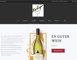 #2 für Webseitendesign Weinbau , Website of a winery von pbDeveloping