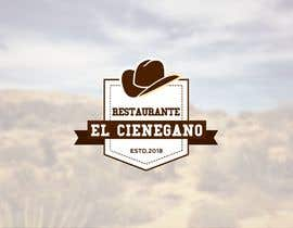 "#17 for Hi guys! I need your help to create the logo of my new restaurant. It is called ""RESTAURANTE EL CIENEGANO"". I attach proposed colors and concept. It is important that the logo bears a hat typical of the Colombian Caribbean coast since that is the theme af VSADesign"