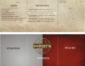 #1 for Experienced designer for American Restaurant Menu by AnnaVannes888