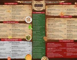 #3 for Experienced designer for American Restaurant Menu by satishandsurabhi