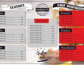 #6 for Experienced designer for American Restaurant Menu by LettersDi