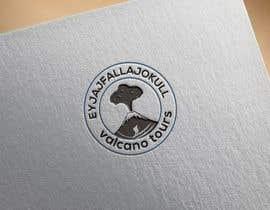 #9 for Design a Logo for Eyjajfallajokull valcano tours and accommodation by kamrunn115