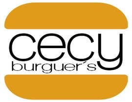 #11 for design of burguer place logo for CECY BURGUER´S by JWinner