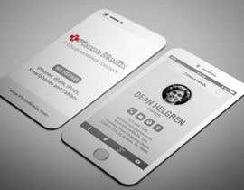 #53 для BUSINESS CARD DESIGN/CELLPHONE & TABLET REPAIR -- 2 от smartghart