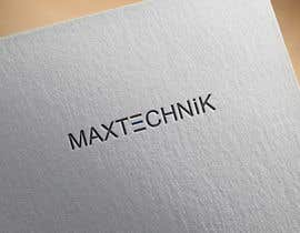 #320 for Design a  company logo - MaxTechnik by hossain987r