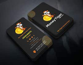 #161 for design business card for Money Tiger by OSHIKHAN