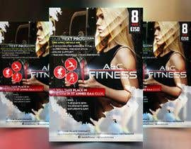 #6 for Fitness Program Poster by infosouhayl