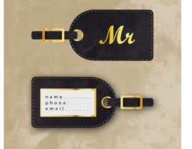 #7 for make me a design for luggage tag by karunanithihari