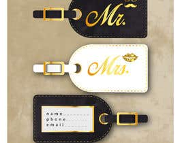 #15 for make me a design for luggage tag by karunanithihari