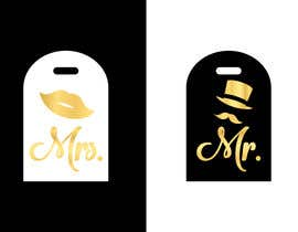 #21 for make me a design for luggage tag by vladimirsozolins