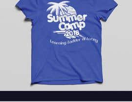 #9 for Design a T-Shirt for a Summer Camp by mursalin007