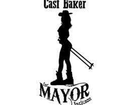 #21 for Sexy Cowgirl for Mayor Sticker by Mysticabh