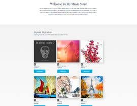 """#17 for Build a digital downloads """"demo"""" web site. by chiku789"""