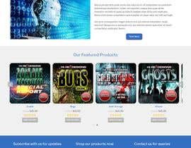 """#16 for Build a digital downloads """"demo"""" web site. by rajbevin"""