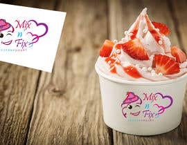 #99 for Logo: Mix n' Fix Yo or Mix n' Fix (Frozen Yogurt) brand. by daniyalhussain96