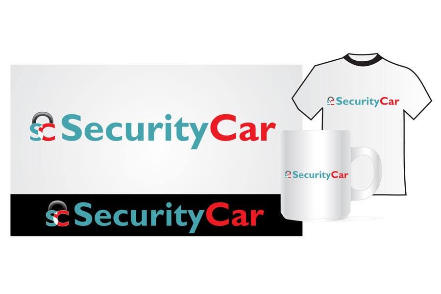Contest Entry #                                        58                                      for                                         Logo Design for Security Car