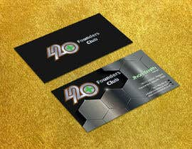 #38 for Design an Awesome Metal Business Card! by risfatullah