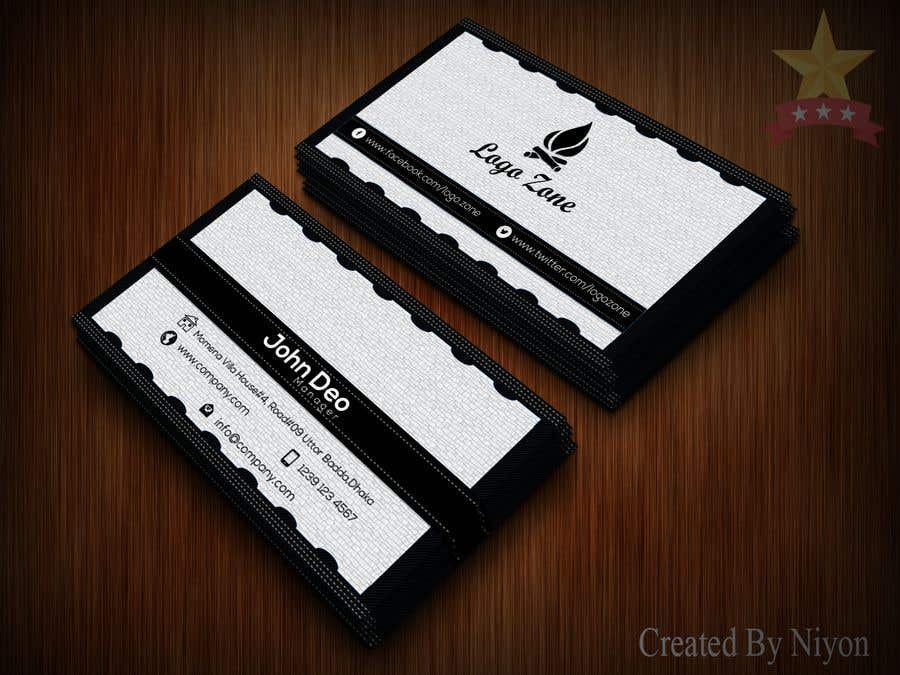 Entry 6 by niyonbd for design an awesome metal business card contest entry 6 for design an awesome metal business card reheart