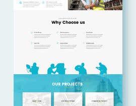 #64 Innovative civil engineering firm seeks a new modern website részére FirstCreative által
