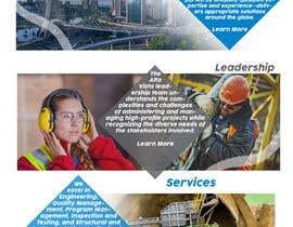 #45 Innovative civil engineering firm seeks a new modern website részére meijide által