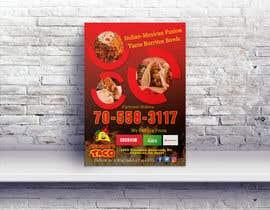 #74 for Need Graphic Design for My Restaurant Flyer af kiSohel