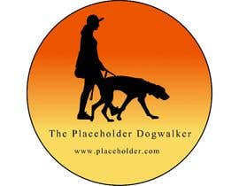 #3 za Logo Designe - Dog Walker od thedesigngram